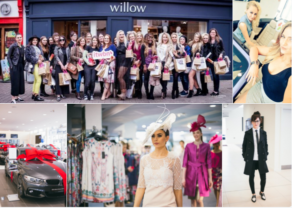 Galway Fashion Trail 2016 photos from Twitter