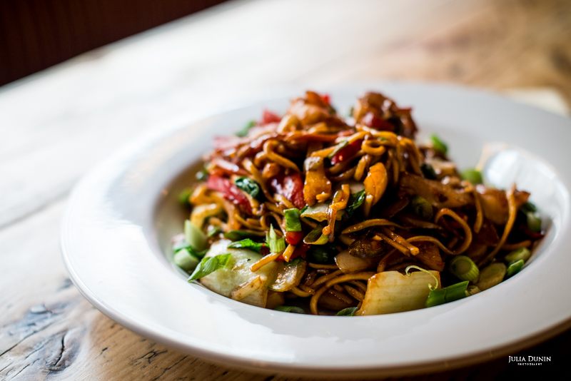 FREE Hot Wok Cookery Demo at The Skeff during Galway Food Festival 2016
